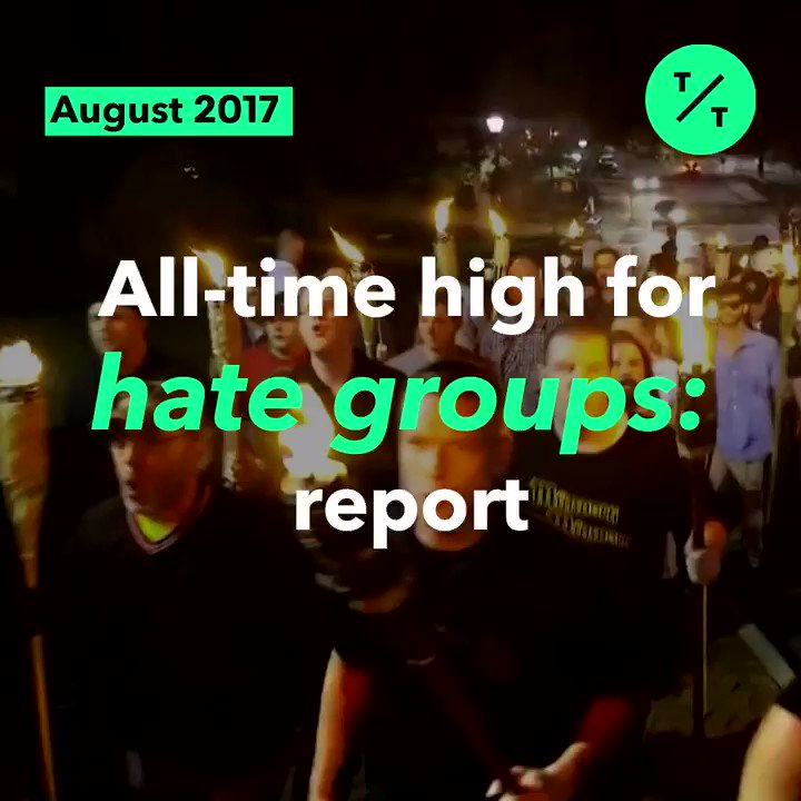 1,020 hate groups are now active in the U.S., an all-time high, according to @splcenter