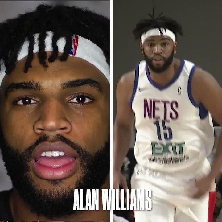 Phoenix native. Ex-@UCSBbasketball star, 2x NCAA leading rebounder & @BigWestSports POY. #NBAGLeague double-double machine.  As the @LongIslandNets return to action tonight (7 pm/et, ESPN+, http://on.nba.com/2GG316q)... meet @BrooklynNets #2WayPlayer @AlanTWilliams aka Big Sauce!
