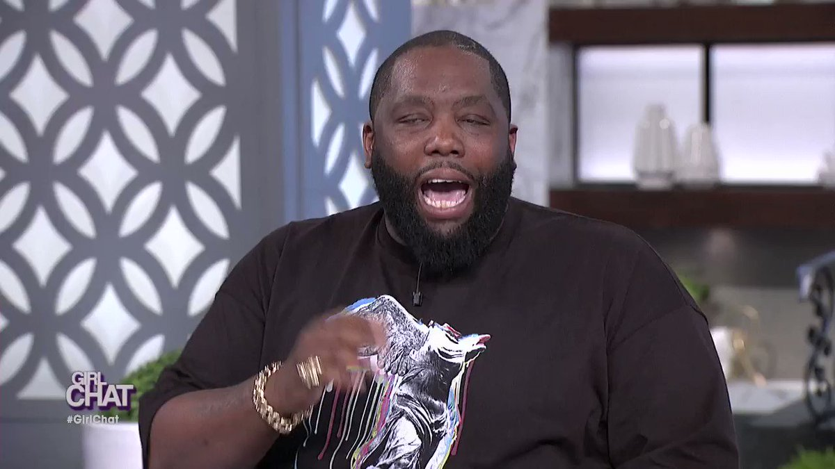 Today in #GirlChat: Killer Mike shares his thoughts on boycotting brands.