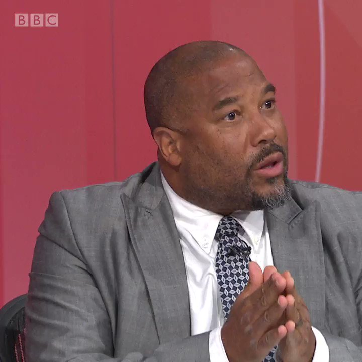 'We won't admit it, because we are afraid of being called racist' @officialbarnesy says people need to have open and honest conversations about unconscious discrimination and racism. #bbcqt