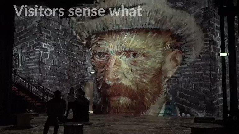 Absorbing Vincent: Van Gogh goes immersive in Paris exhibition https://reut.rs/2SSaBRW