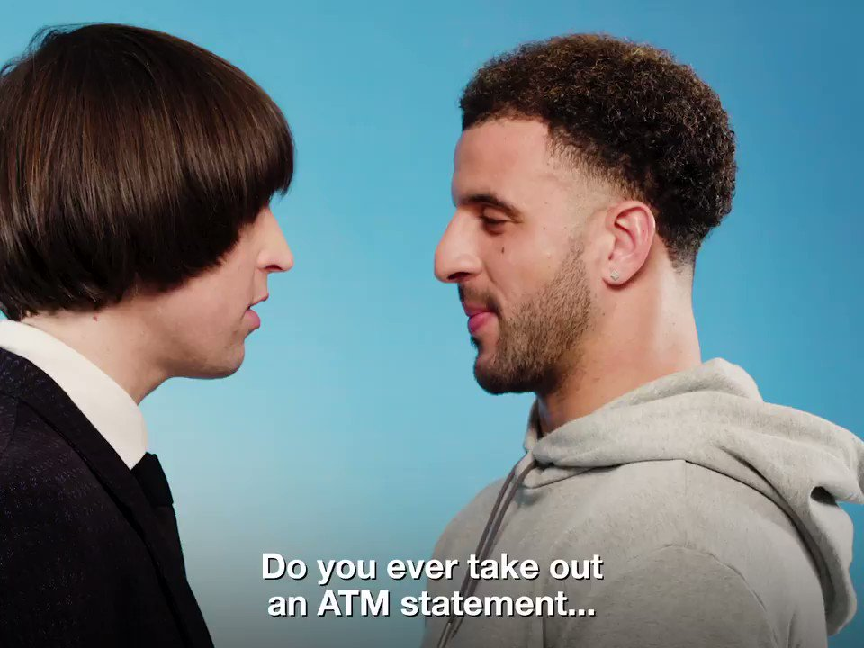 Manchester City's @kylewalker2 talks ATM statements, the last time he cried and which teammate has the best tackle ⚽ 😂 @extragum #ad