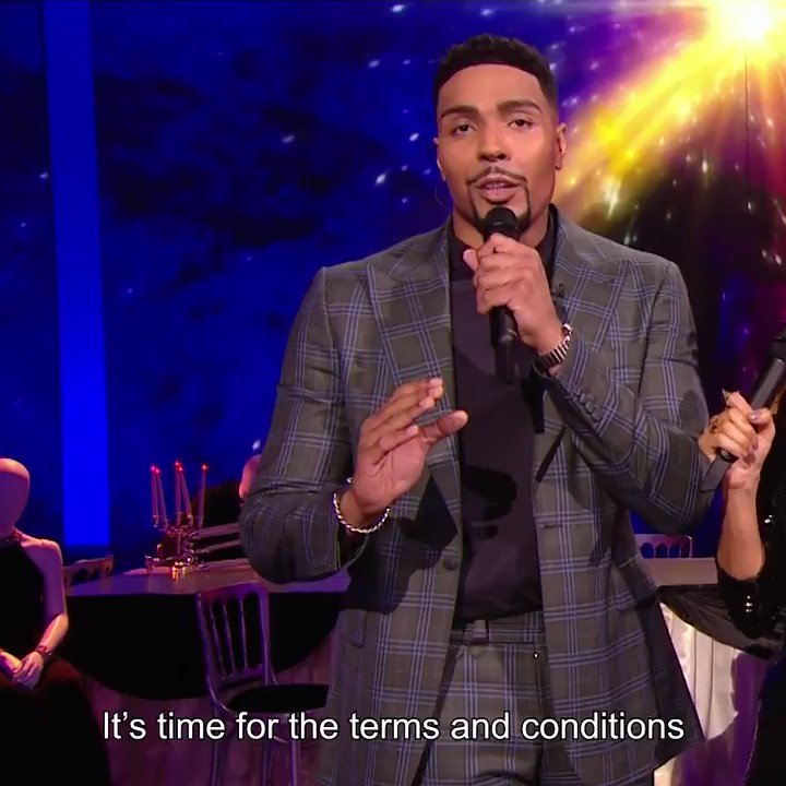Introducing one of the breakout stars of The Greatest Dancer: the terms and conditions #TGD #GreatestDancer
