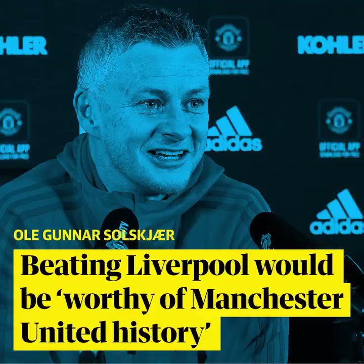 Video: Ole Gunnar Solskjær wants to build a team 'worthy of Manchester United's history'