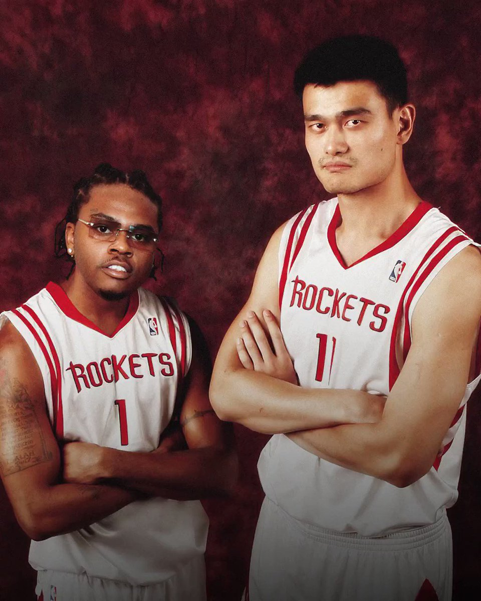 .@YaoMing x @1GunnaGunna 💧 #DripOrDrown2 💧