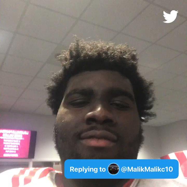 Q: Hey big fella who is your favorite rapper #AskMekhi - @MalikMalikc10  A: