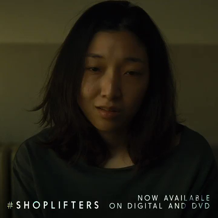 """Giving birth automatically makes you a mother?"" Watch the Academy Award nominated #Shoplifters today: https://bit.ly/ShopliftersWatchAtHome …"