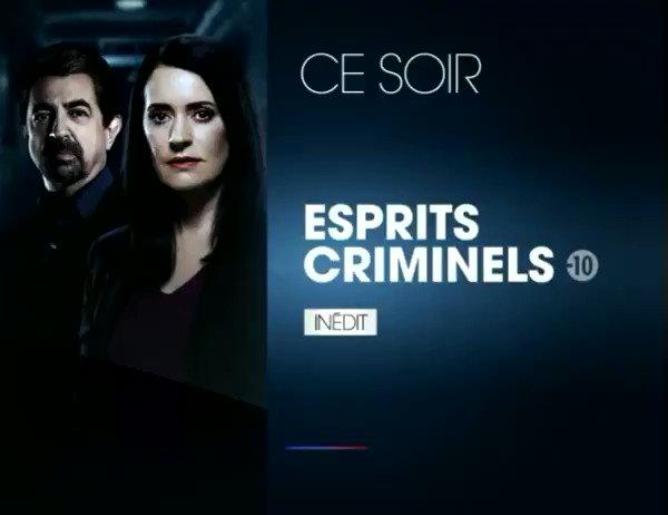 TF1's photo on #EspritsCriminels