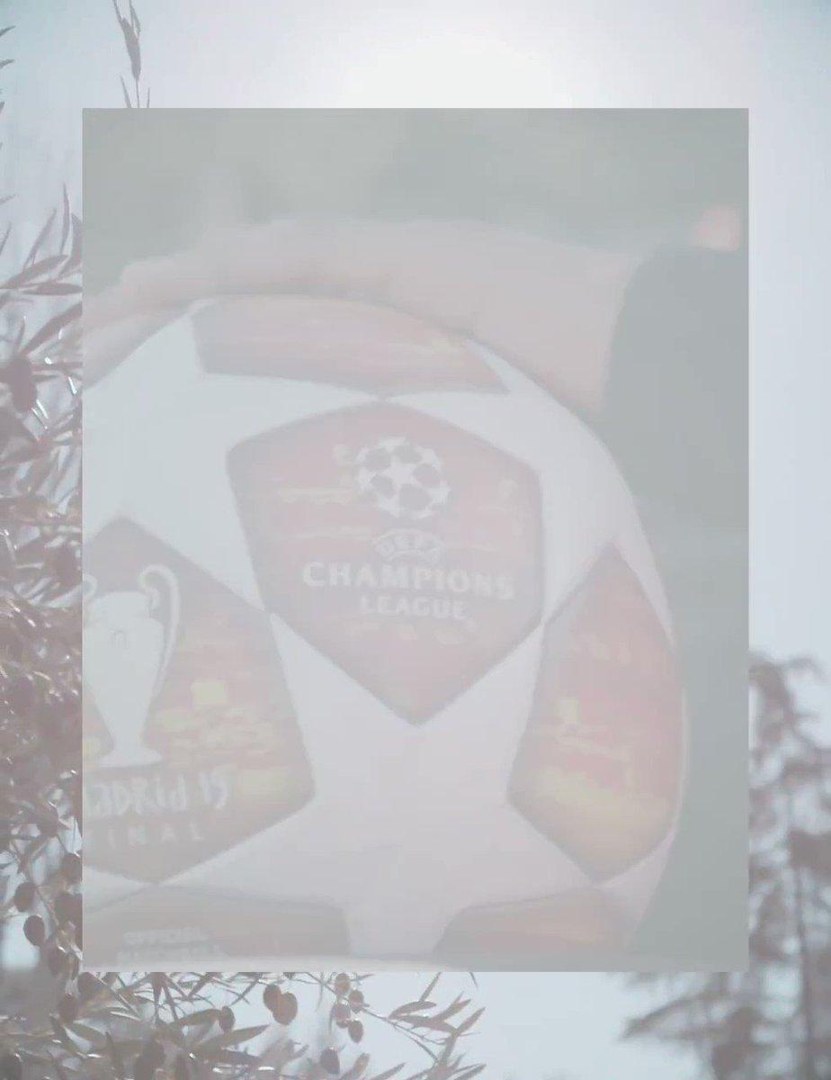 Muitas memórias boas juntos! Você é muito especial para mim ⚽🌠 Prontos para amanhã @championsleague #UCL #M12 #DaretoCreate @adidasfootball @realmadrid
