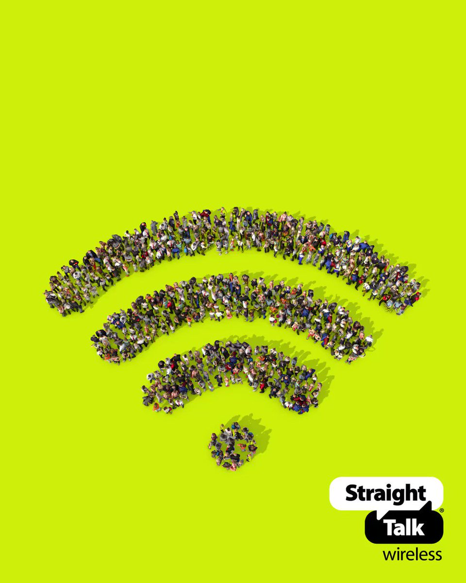 Whether you're posting to social or streaming TV, get the data you need with Straight Talk mobile hotspots: https://str8.ly/2tRKXhl