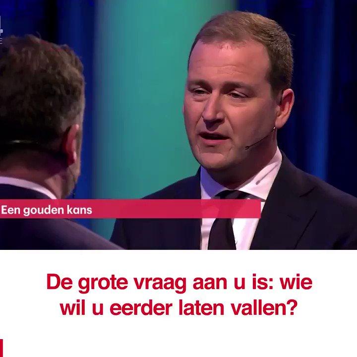 Kiezen we voor de mensen - waar de PvdA voor staat - of voor de multinationals, zoals @dijkhoff tot nu toe doet? #rtldebat