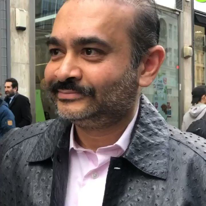 Exclusive: Telegraph journalists tracked down Nirav Modi, the billionaire diamond tycoon who is a suspect for the biggest banking fraud in India's history https://www.telegraph.co.uk/news/2019/03/08/exclusive-indias-wanted-man-nirav-modi-accused-15bn-fraud/…
