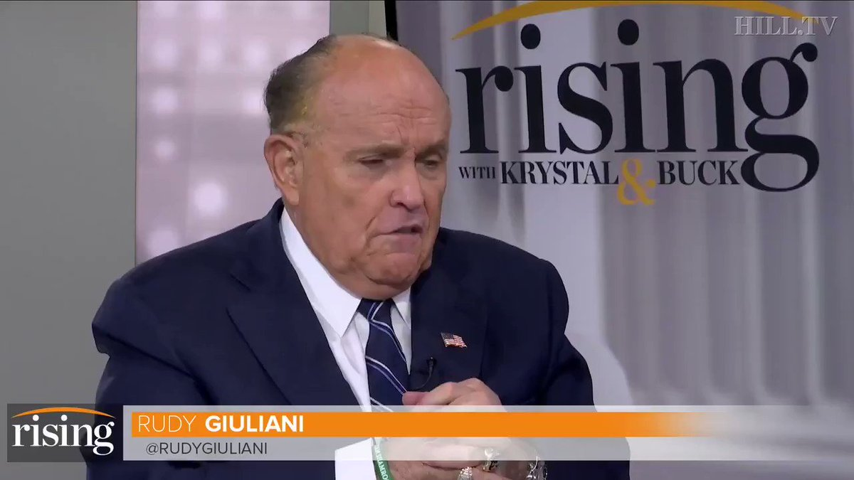The Hill's photo on Rudy