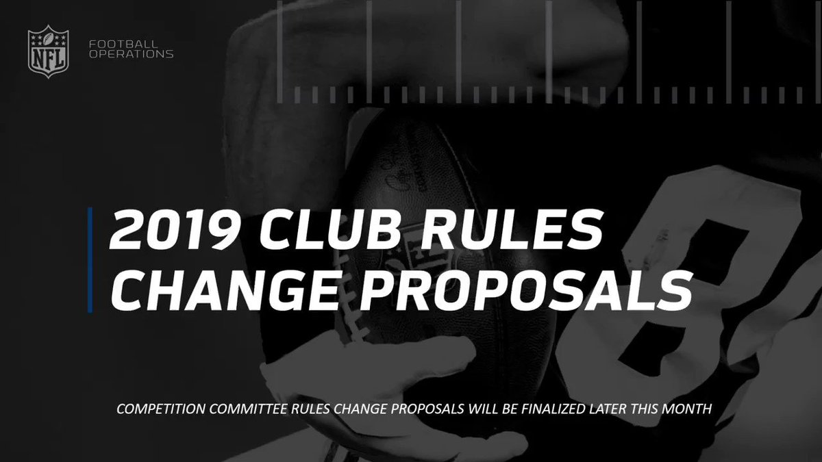 Steelers submit no proposals for 2019 rule changes