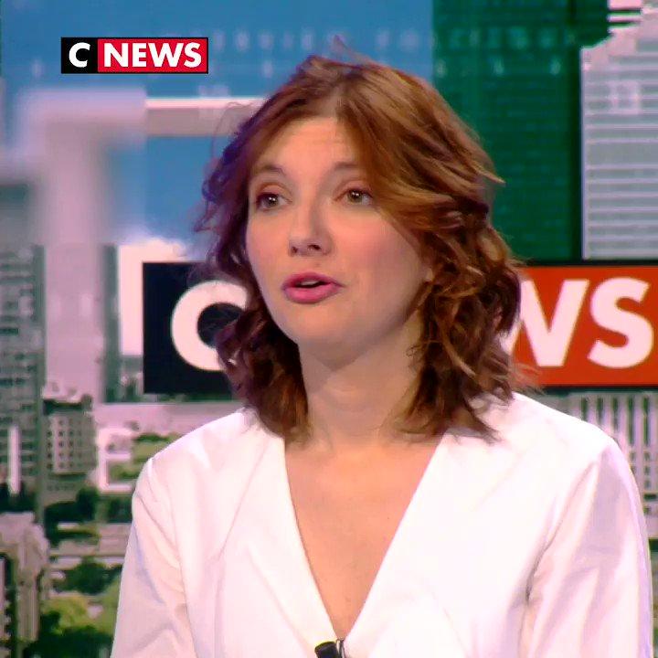 """Aurore Bergé, députée des Yvelines, à propos de la tribune de Jean-Luc Mélenchon : """"Je trouve ça assez affligeant"""""""