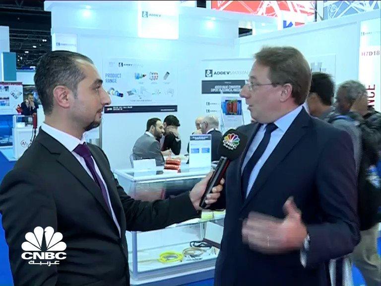 السفير الفرنسي في الإمارات لـCNBC عربية: إنشاء تجمع للشركات الكبيرة والصغيرة والمتوسطة العاملة على الطاقة المتجددة في الإمارات  https://www.cnbcarabia.com/news/view/51091