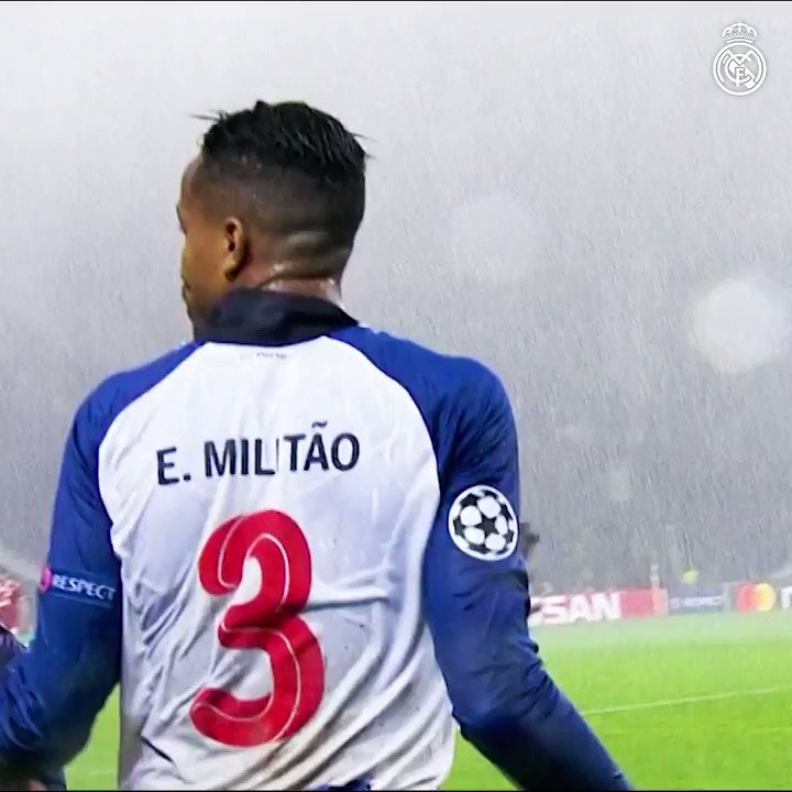 Real Madrid C.F. 🇬🇧🇺🇸's photo on Militao