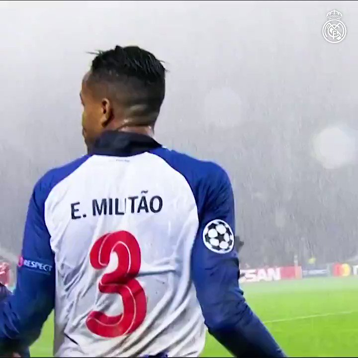 Real Madrid C.F. 🇫🇷's photo on Militao