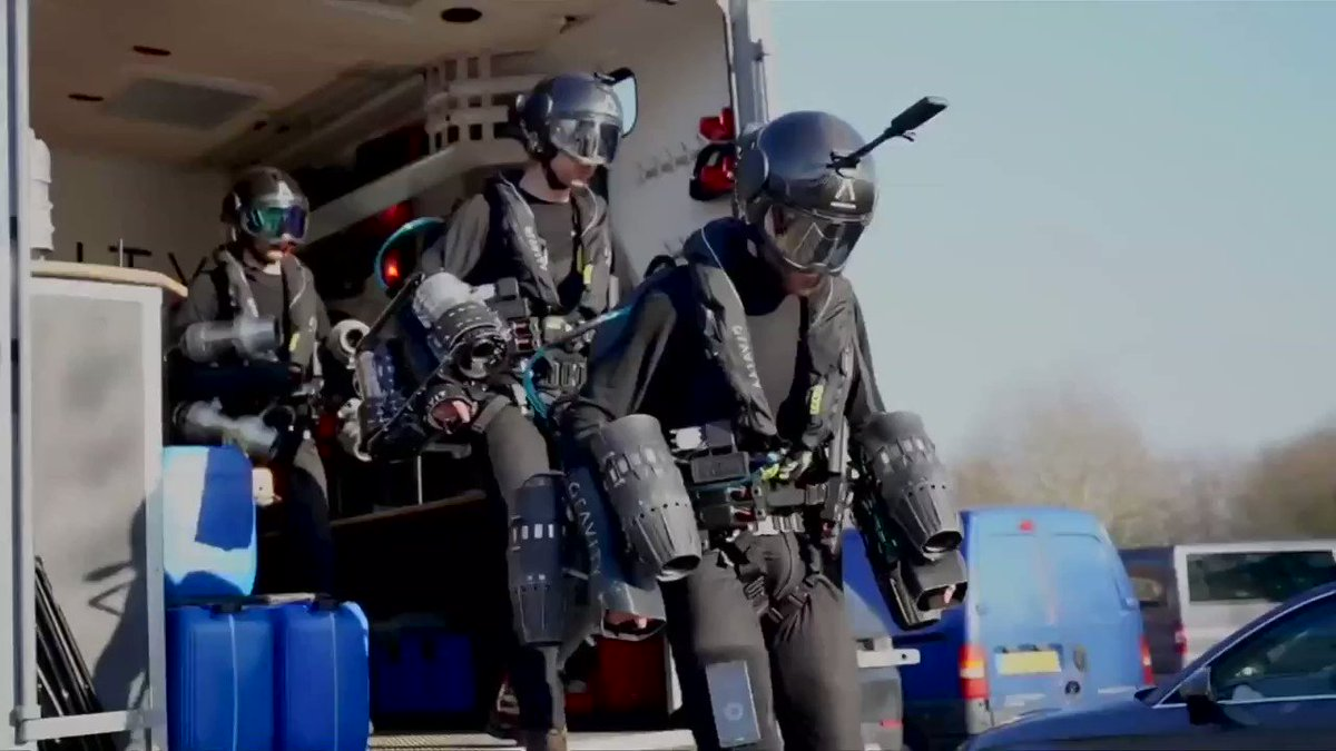 Real-life 'Iron Man' secures jet suit patent that can record speeds over 55 mph in the air https://t.co/uLOUcNhxd4