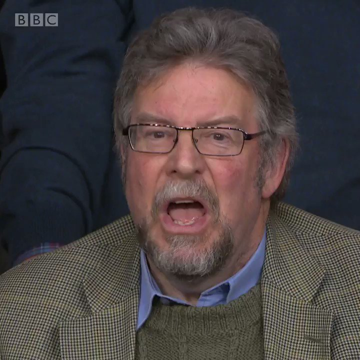 BBC Question Time's photo on Farage