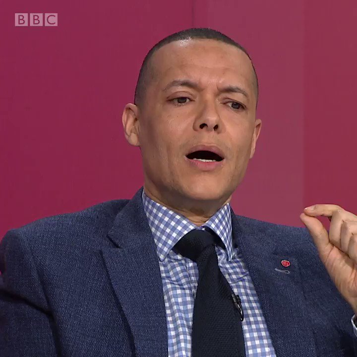 """""""Rather then have a conversation with the country, she wanted to have a conversation with the Conservative Party"""".  @labourlewis criticises Theresa May's handling of #Brexit.  #bbcqt"""