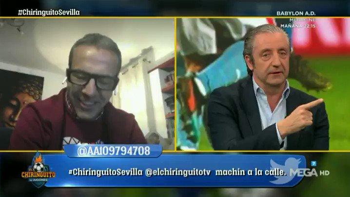 El Chiringuito TV's photo on #ChiringuitoSevilla