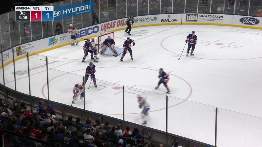 NHL's photo on Barzal