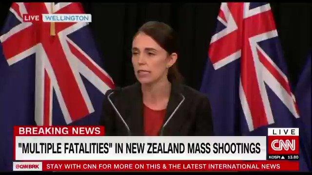 CNN Breaking News's photo on Prime Minister Jacinda Ardern