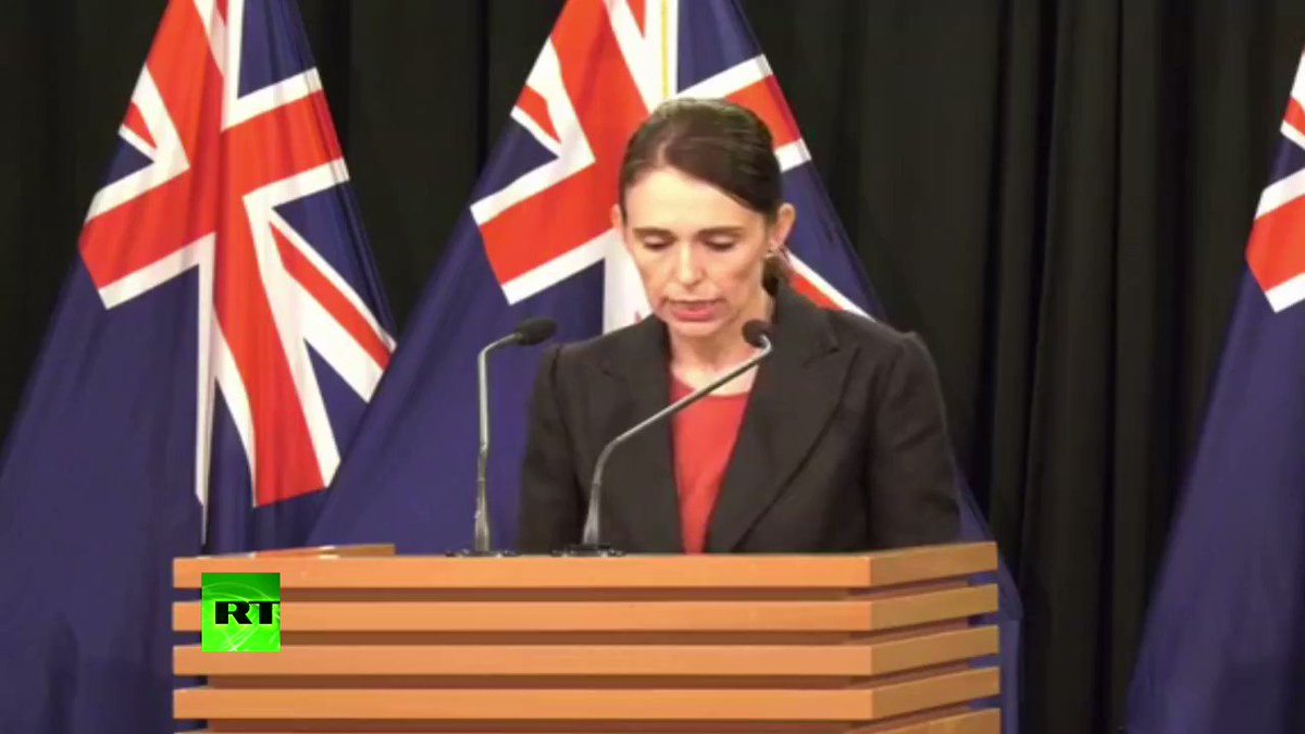 RT's photo on PM Ardern