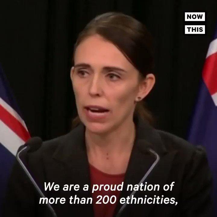 NowThis's photo on New Zealand PM Jacinda Ardern