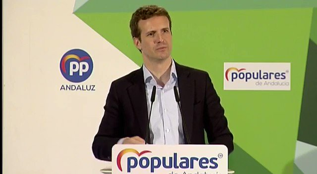 Pablo Casado Blanco's photo on Gobierno del PP