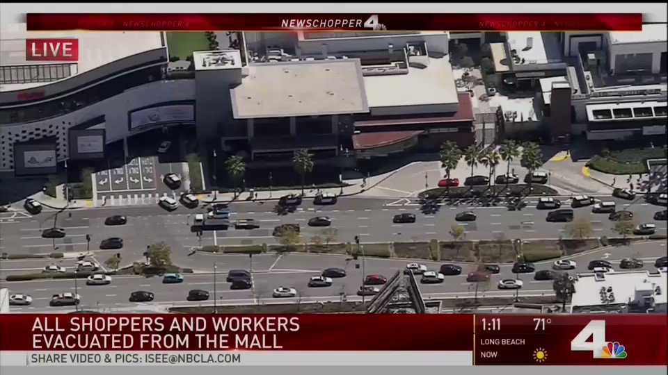 NBC Los Angeles's photo on Westfield Century City