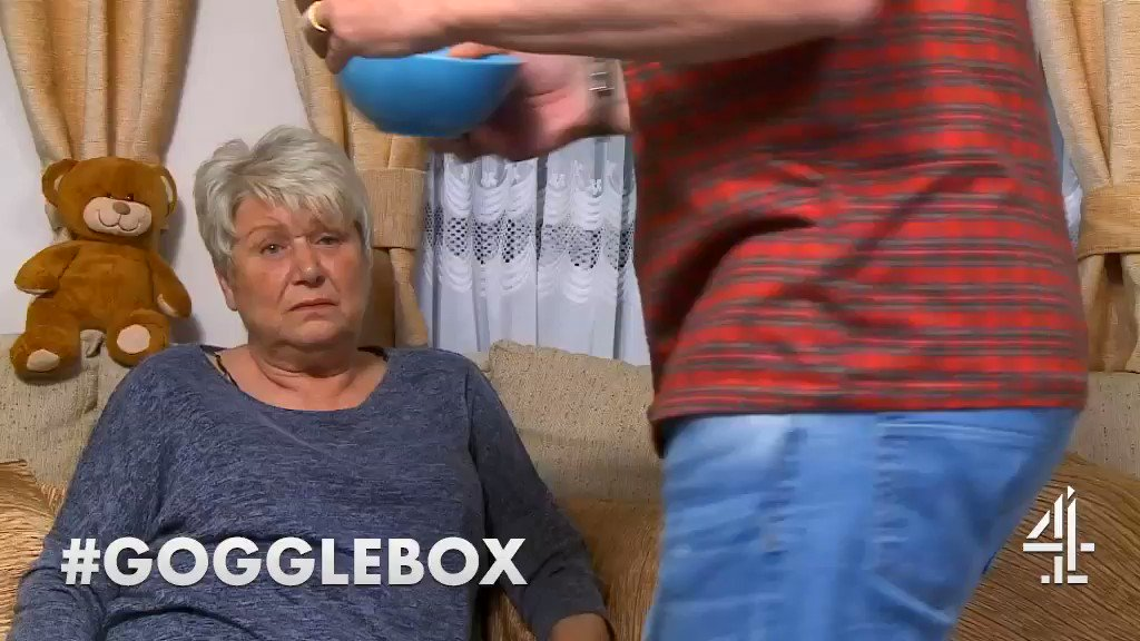 C4 Gogglebox's photo on #Gogglebox