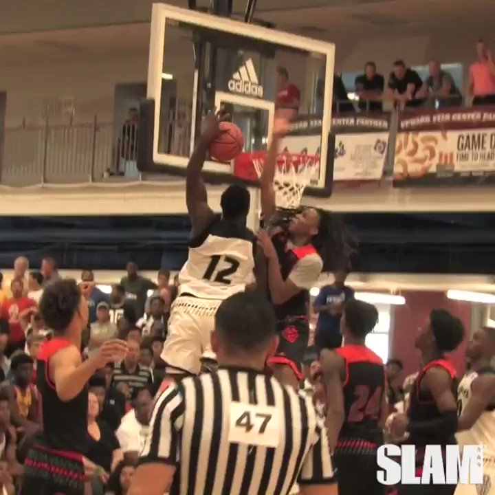 SLAM HS Hoops's photo on Zion Williamson