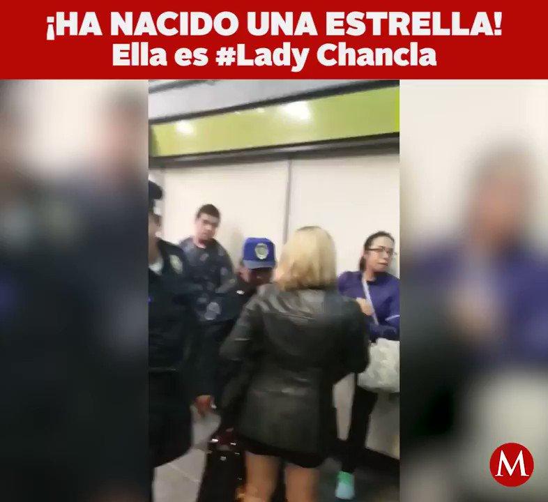 Milenio.com's photo on #LadyChancla