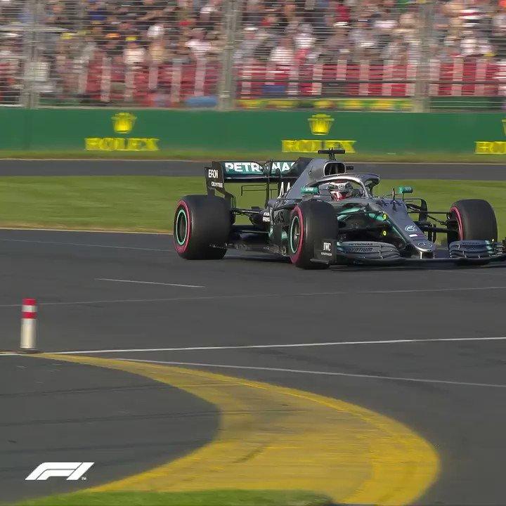 Formula 1's photo on Lewis Hamilton
