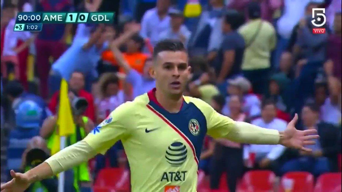 Club América's photo on Vamos América