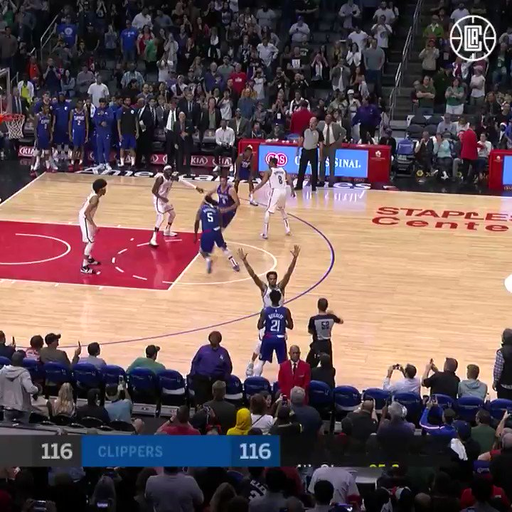 Top story: @LAClippers: '.@TeamLou23 CALLED GAME. ' , see more http://tweetedtimes.com/helidonauries?s=tnp…