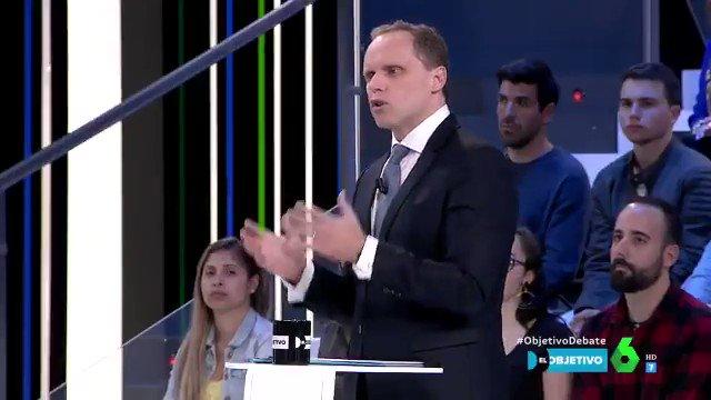 Pablo Casado Blanco's photo on #objetivodebate