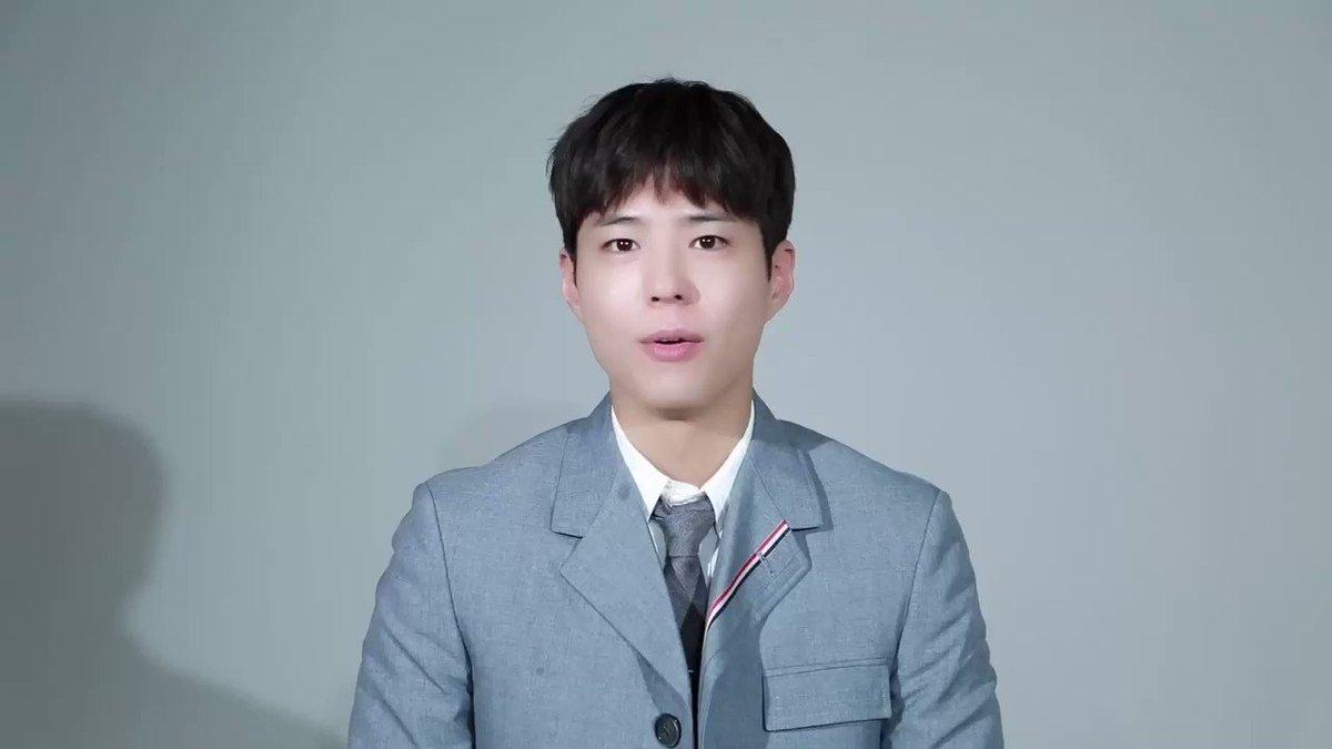 """韓国で最も旬な俳優 #パク・ボゴム (@ParkBoGum_PC) が日本デビュー🎉  「遠く離れたファンの皆さんと一緒に花=『Bloomin'』をこれからもずっと咲かせていきたい🌸」という想いが込められた彼のデビューシングル """"#Bloomin'"""" はコチラから👇 https://spoti.fi/2HI8rxi"""