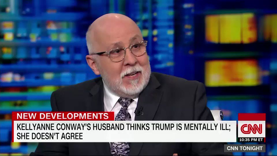 """Trump biographer Michael D'Antonio on Pres. Trump's latest tweetstorm: """"This is a very troubled man.""""  """"This President is being owned by a TV show and a deceased senator. This is something that Americans have never faced before. I think we are all right to be concerned about it."""""""