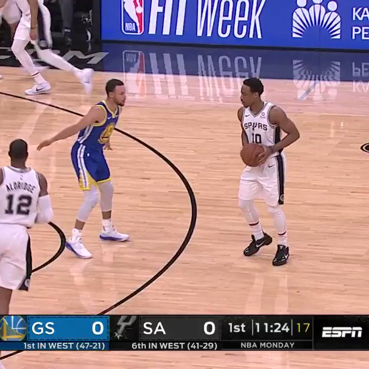 NBA's photo on The Spurs