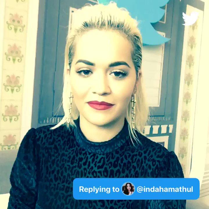 Rita Ora's photo on #askritaora