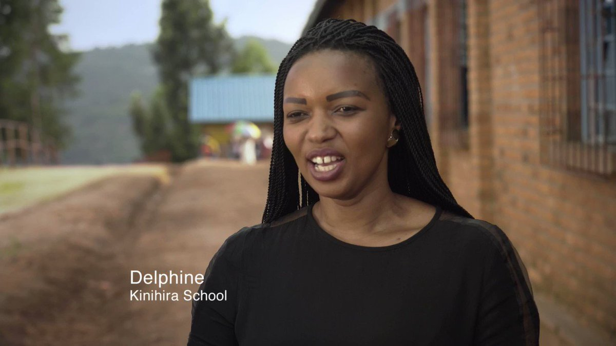 Through our partnership with @FairTradeCert and our School Feeding Program, women like Delphine are providing nutritious meals to children at the Kinihira School in Rwanda. Learn more about this story here: http://spr.ly/6019Ek9c5  #WomensHistoryMonth #ZeroHunger