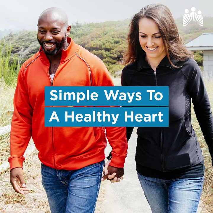 Every little change can lead to a more positive lifestyle, especially when it comes to a healthy 💓. Find out what you can do to keep your heart happy: https://k-p.li/2GR0Yfa