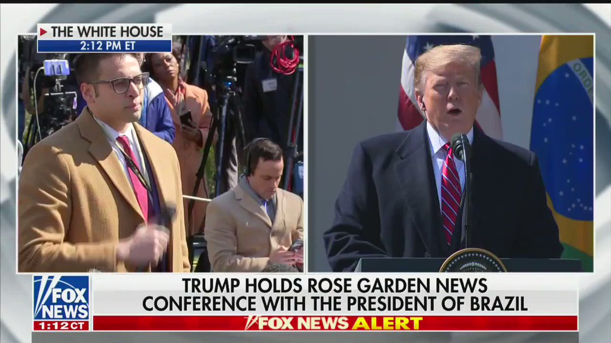 """President Trump on Democrats idea to add seats to Supreme Court: """"The only reason they are doing that, they want to catch up...No interest in it whatsoever. It won't happen, I guarantee you, for six years."""""""