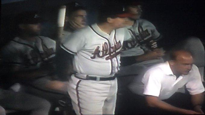 Happy birthday, Bobby Bonilla!  Here s a 1st inning 1990 Bobby Bo two-run homer in Three Rivers against the Braves