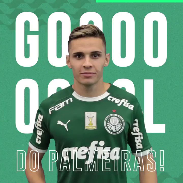 SE Palmeiras's photo on raphael veiga