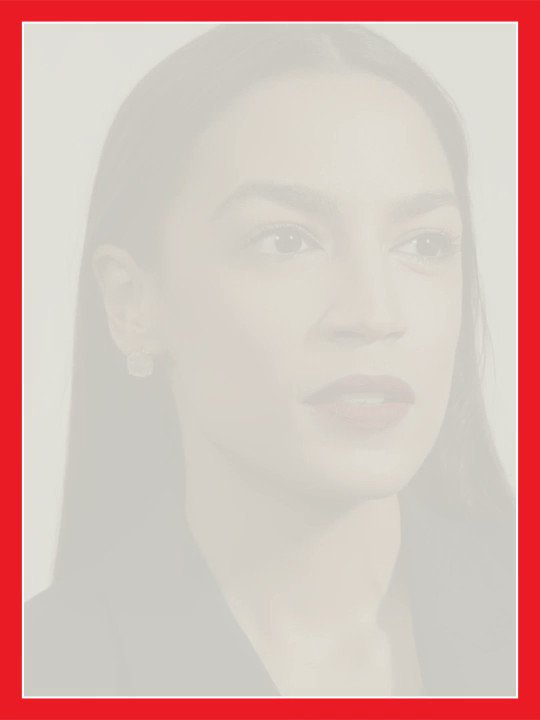 Alexandria Ocasio-Cortez Says She Misses Being Able to Leave the House in Sweats in Time Cover Story
