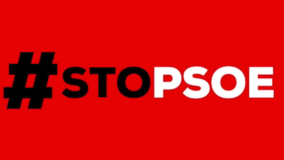 Partido Popular 🇪🇸's photo on #STOPSOE